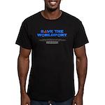 Save the Worldport Front - Light Shirts T-Shirt