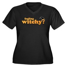 Feeling Witchy? Plus Size T-Shirt
