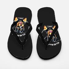 Rottweiler IAAM Flip Flops