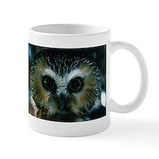 Glaring Owl Mug
