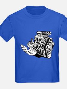 Hemi Hotrod Engine T