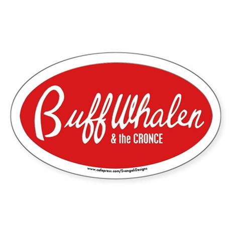 BWC Classic Logo Sticker (Oval)