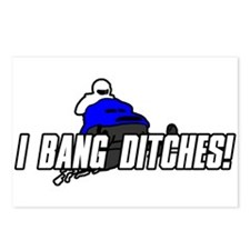 I Bang Ditches Postcards (Package of 8)