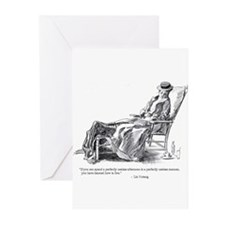 Funny Gibson girls Greeting Cards (Pk of 10)