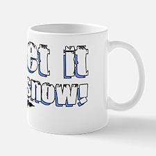 Let It Snowmobile Mug