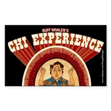 Buff Whalen's Chi Experience Decal