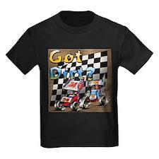 Got Dirt? Ash Grey T-Shirt T-Shirt