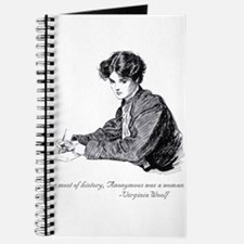 Cute Gibson girls Journal