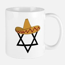 A Jew and a Mexican Star of Sanchez Mug