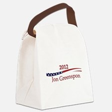 JonGreenspon.png Canvas Lunch Bag