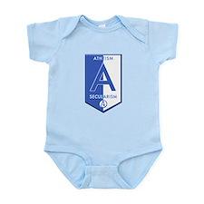 Atheism Secularism Infant Bodysuit