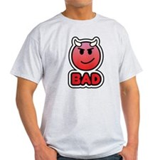 bad bbm smiley T-Shirt