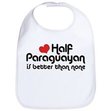 Half Paraguayan Bib