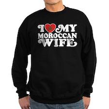 I Love My Moroccan Wife Sweatshirt