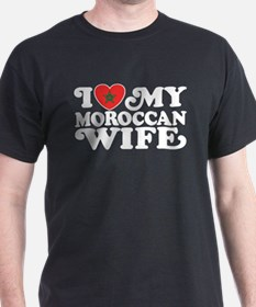 I Love My Moroccan Wife T-Shirt