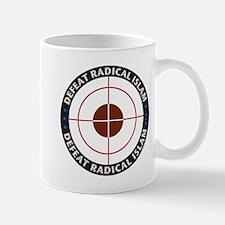 Defeat Radical Islam Mug