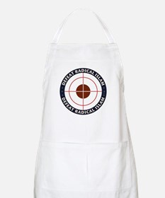 Defeat Radical Islam Apron