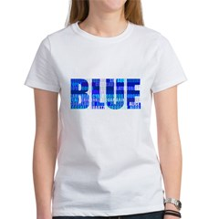 BLUE Tee