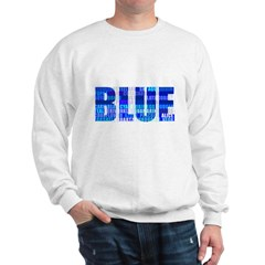 BLUE Sweatshirt