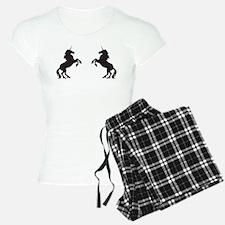 Twin Unicorns Pajamas