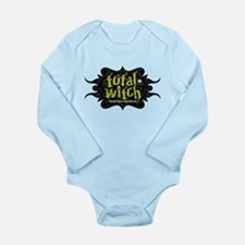 total witch Long Sleeve Infant Bodysuit