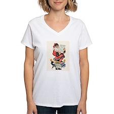 Vintage Santa Claus Shirt