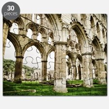 Cloisters of Rievaulx Abbey Puzzle