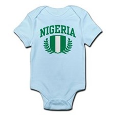 Nigeria Infant Bodysuit
