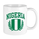 Nigeria Small Mugs (11 oz)