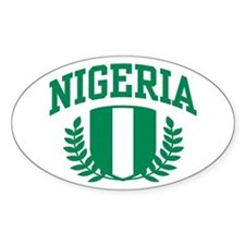 Nigeria Decal