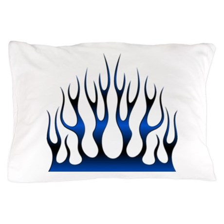 Tribal Flames Fire ... Pillow Case