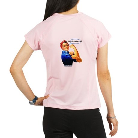 We Can Do It! Performance Dry T-Shirt