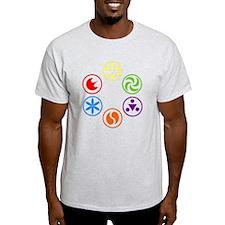 Legend of Zelda Spirit Medallions T-Shirt