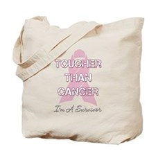 Tougher Than Cancer Tote Bag