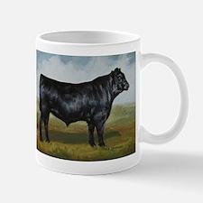 Black Angus Mug