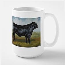 Black Angus Large Mug