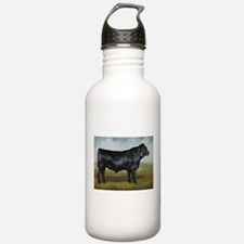 Black Angus Water Bottle