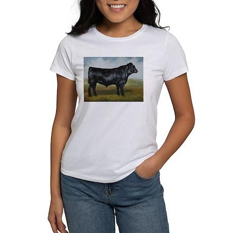 Black Angus Women's T-Shirt