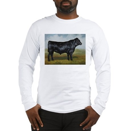 Black Angus Long Sleeve T-Shirt