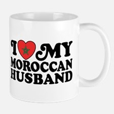 I Love My Moroccan Husband Mug