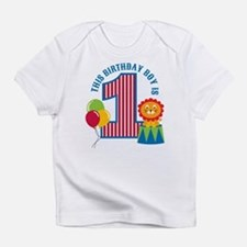 Cute Birthday party Infant T-Shirt