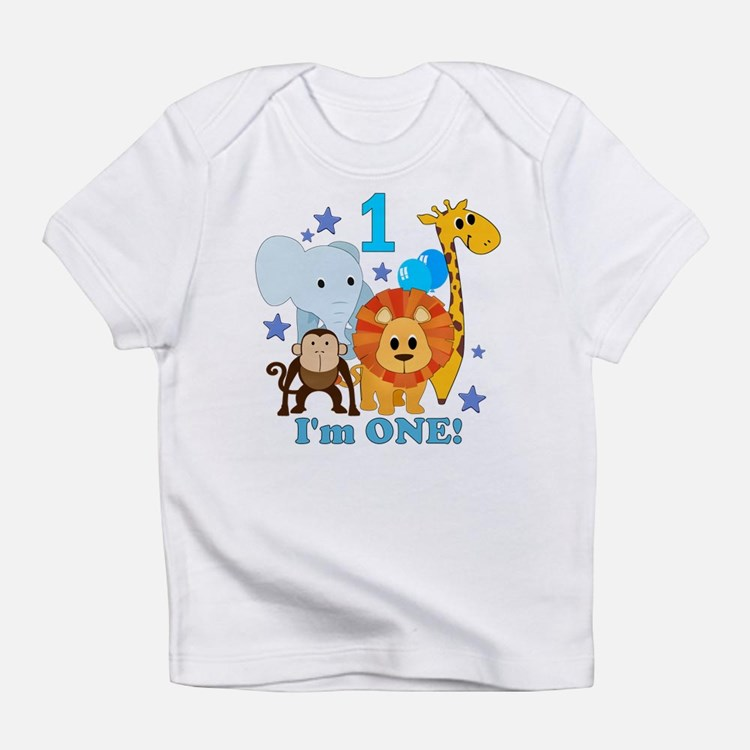 Cute Jungle Infant T-Shirt