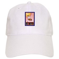 The Carefree Cat Baseball Cap