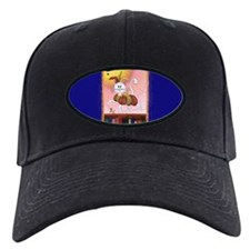 The Carefree Cat Baseball Hat