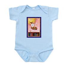 The Carefree Cat Infant Bodysuit