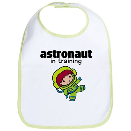 Astronaut in Training Bib