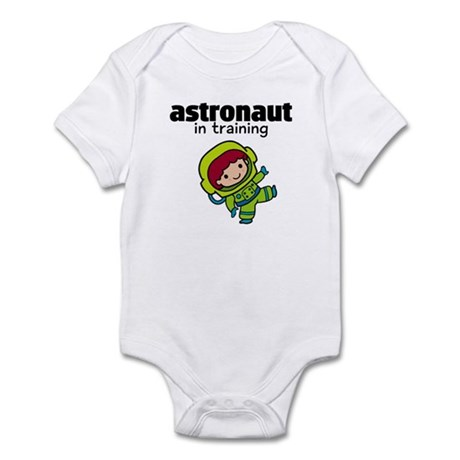 Astronaut in Training Infant Bodysuit