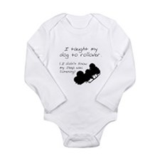 Rollover Infant Creeper Body Suit