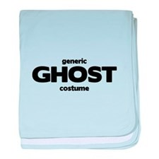 Generic GHOST Costume Infant Blanket