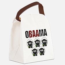 Obaama Canvas Lunch Bag